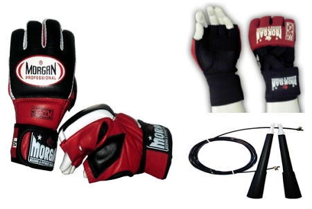 MORGAN PROFESSIONAL MMA PACK