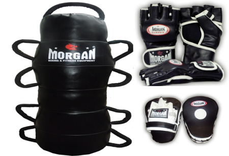 MORGAN GROUND & POUND CARDIO CAGE FIT PACK