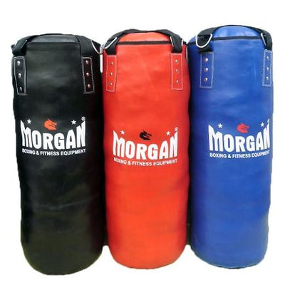 MORGAN SMALL STUBBY PUNCH BAG (EMPTY & FOAM LINED OPTION AVAILABLE)
