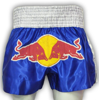MORGAN DOUBLE BULL MUAY THAI SHORTS
