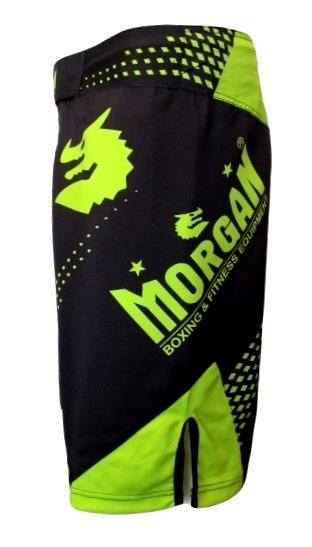 MORGAN ELITE MMA SHORTS