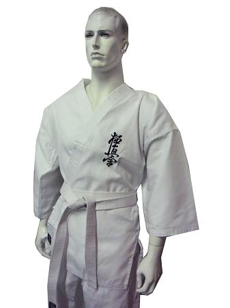 KYOKUSHINKAI UNIFORM (8oz POLY-COTTON)