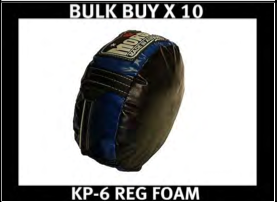 MORGAN BULK ROUND SHIELDS 10+