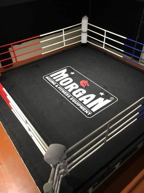 MORGAN 5M BOXING RING CANVAS