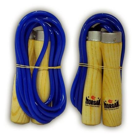MORGAN DELUXE SPEED SKIPPING ROPE