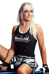 MORGAN GIRLS SINGLET