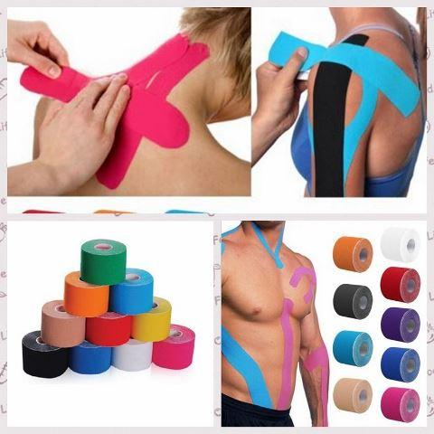 Kinesiology Muscle Tape (5m x 5cm)