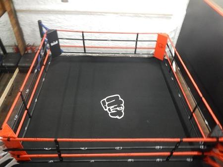 Custom Floor Boxing Ring (4m-5m-6m-7m)