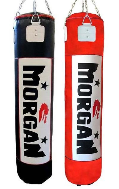 MORGAN 4 FOOT V2 BOXING BAG (EMPTY & FOAM LINED OPTION AVAILABLE)