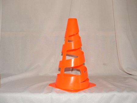 Collapsible / Safety Witches Hats