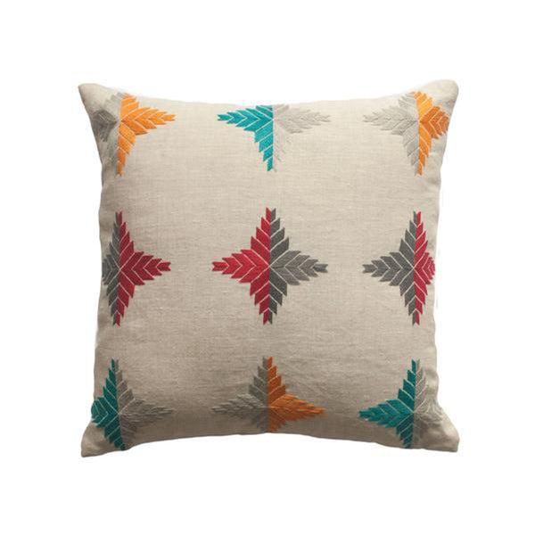 Arizona Forest Pillow by Leah Singh