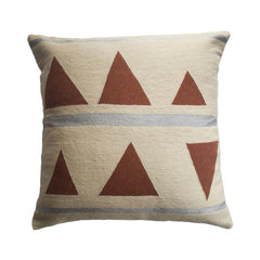 Anaya Stream Pillow by Leah Singh - Pillow - Leah Singh - Salut Home