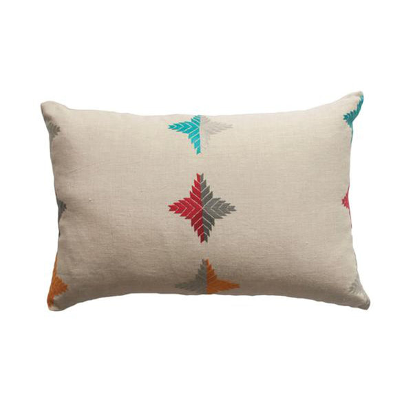 Arizona Sky Pillow by Leah Singh