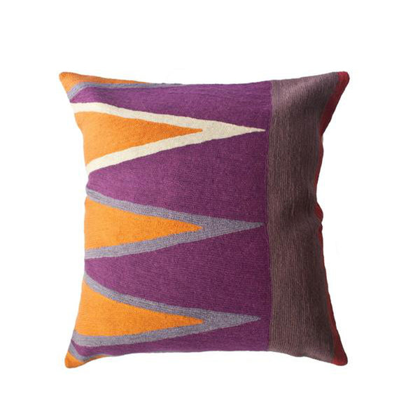 Bar Tarek Pillow by Leah Singh