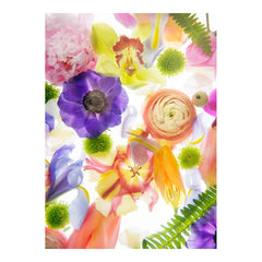 Bright Flower Mix II by Wiff Harmer - Wall Art - Wiff Harmer - Salut Home