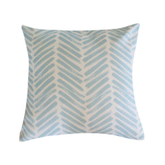 Herringbone Spa Pillow by Clairebella Studio - Pillow - Clairebella Studio - Salut Home