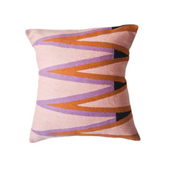 Ira Zig Zag Pillow by Leah Singh - Pillow - Leah Singh - Salut Home