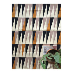 Gramercy Triangle Rug by Leah Singh - rugs - Leah Singh - Salut Home