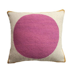 Rose Ivory Pillow by Leah Singh - Pillow - Leah Singh - Salut Home