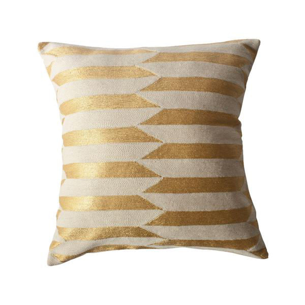 Scarpa Circus Ivory Pillow by Leah Singh