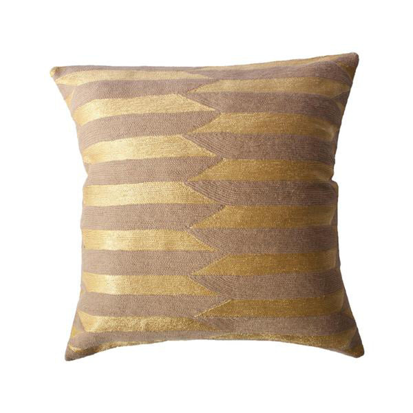 Scarpa Circus Mauve Pillow by Leah Singh