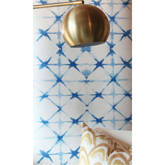 Shibori Wallpaper by Clairebella Studio - Wallpaper - Clairebella Studio - Salut Home