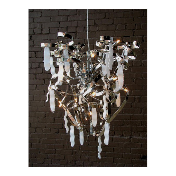 Marco Chandelier by Solaria Lighting