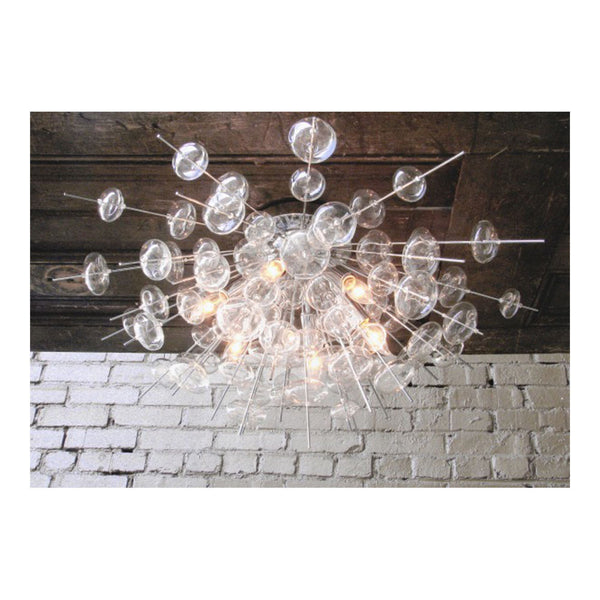 Bubbles Ceiling Light Fixture by Solaria Lighting