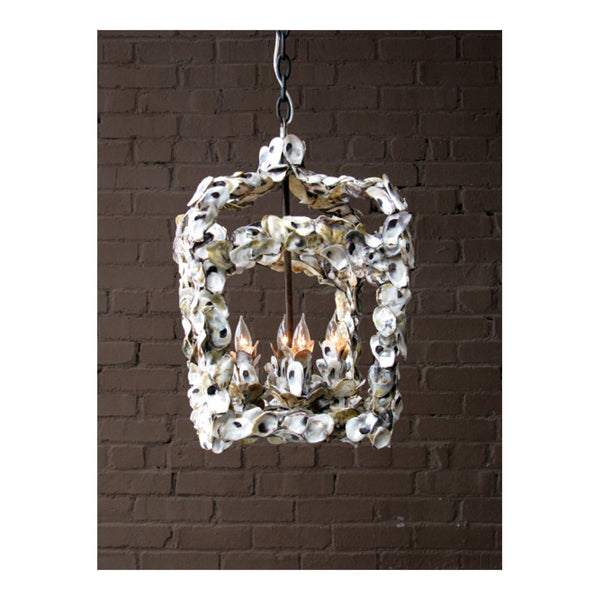 Oyster Lantern Small by Solaria Lighting