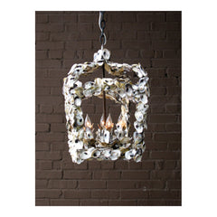 Oyster Lantern Small by Solaria Lighting - Lantern - Solaria Lighting - Salut Home