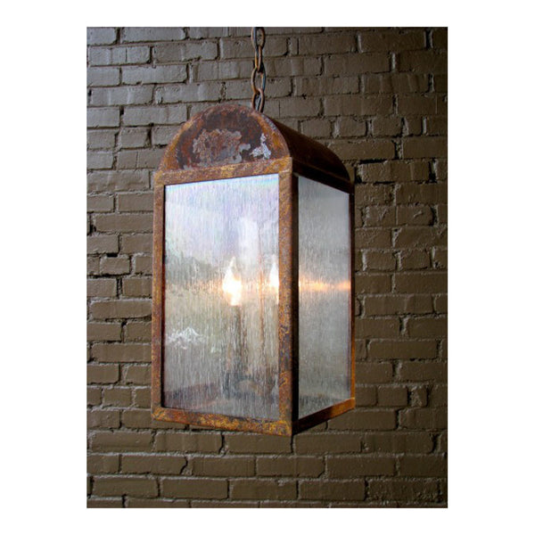 Kensington Hanging Lantern by Solaria Lighting