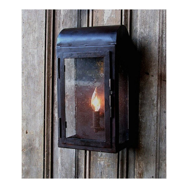 Kensington Exterior Wall Light Fixture Small by Solaria Lighting