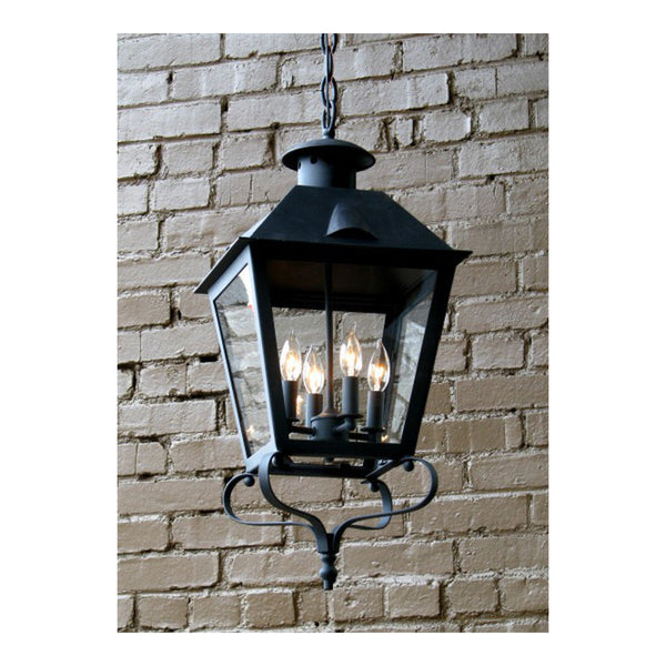 Charles Hanging Lantern by Solaria Lighting