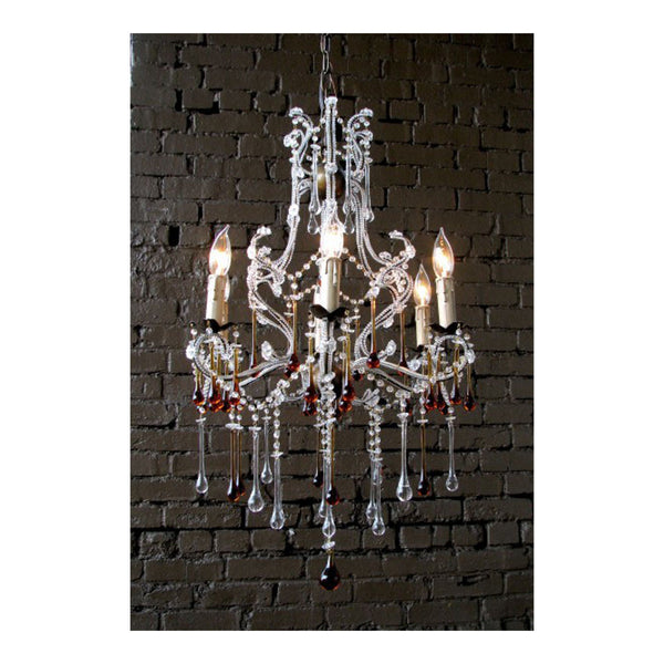 Brigitte Chandelier by Solaria Lighting