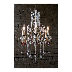 Brigitte Chandelier by Solaria Lighting - Chandelier - Solaria Lighting - Salut Home