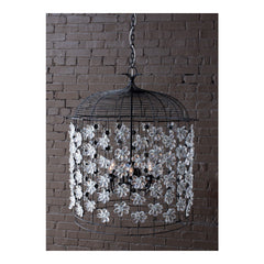 Birdcage Chandelier by Solaria Lighting - Chandelier - Solaria Lighting - Salut Home