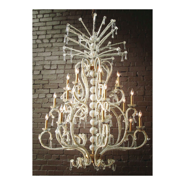 Monaco Chandelier Large by Solaria Lighting