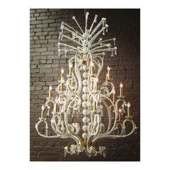 Monaco Chandelier Large by Solaria Lighting - Chandelier - Solaria Lighting - Salut Home