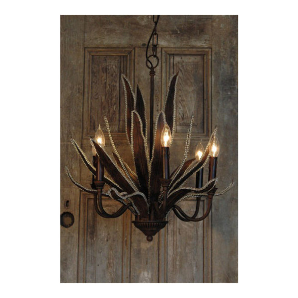 Lily Chandelier by Solaria Lighting