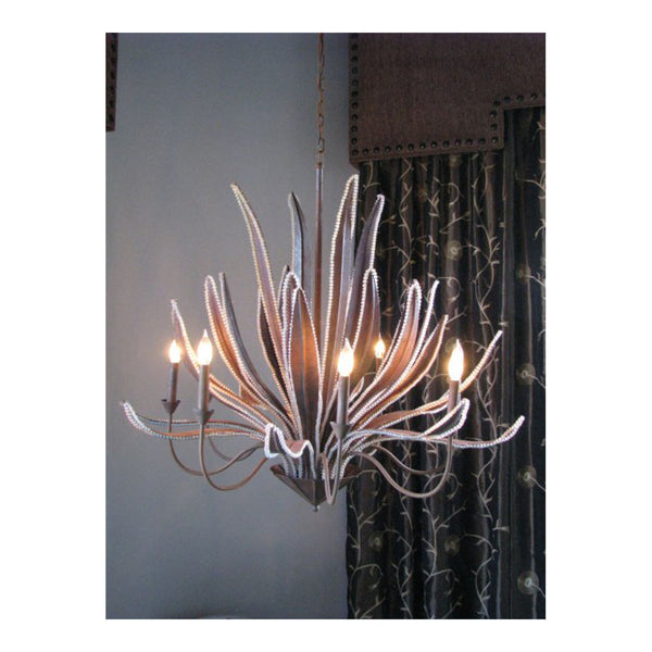 Lilly Chandelier Large by Solaria Lighting