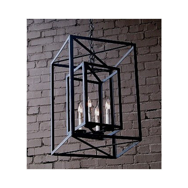 Dos Cubos Lantern by Solaria Lighting