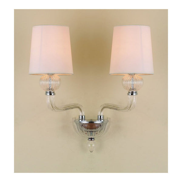 Raphaella Double Sconce by Solaria Lighting