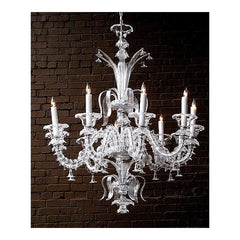 Chambour Chandelier by Solaria Lighting - Chandelier - Solaria Lighting - Salut Home