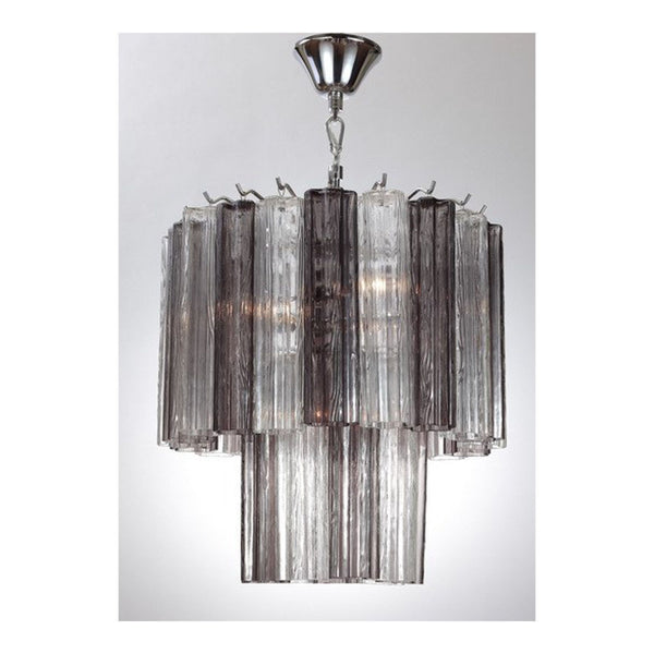 Torcello Chandelier Small by Solaria Lighting