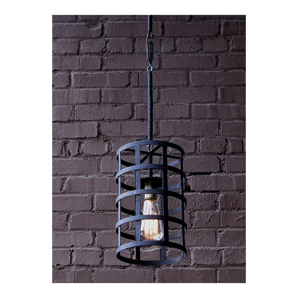La Cage Pendant Light by Solaria Lighting