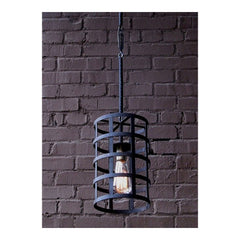 La Cage Pendant Light by Solaria Lighting - Pendant - Solaria Lighting - Salut Home