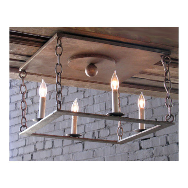 Montrose Ceiling Light Fixture by Solaria Lighting