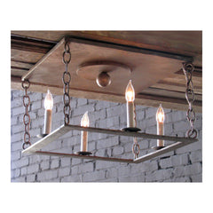 Montrose Ceiling Light Fixture by Solaria Lighting - Flush Mount - Solaria Lighting - Salut Home