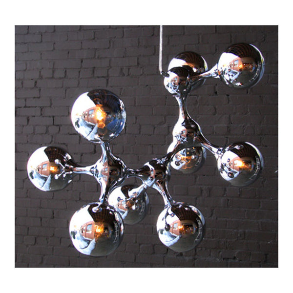 Miami Chandelier by Solaria Lighting