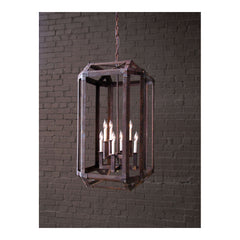 Hector Lantern by Solaria Lighting - Lantern - Solaria Lighting - Salut Home